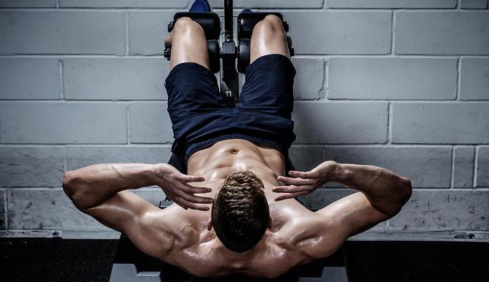 12 упражнений для мышц нижней части живота