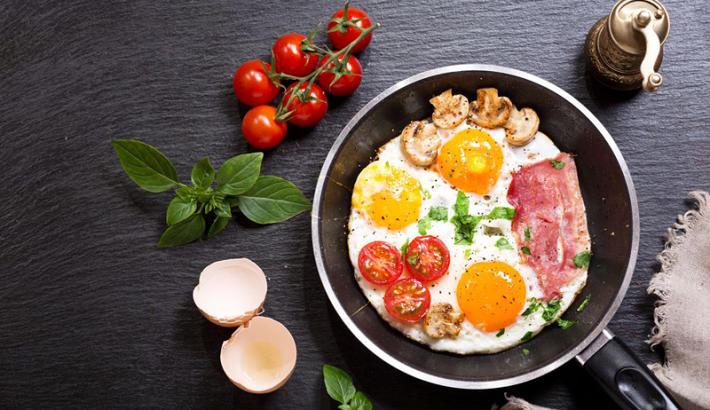 завтрак от похмелья