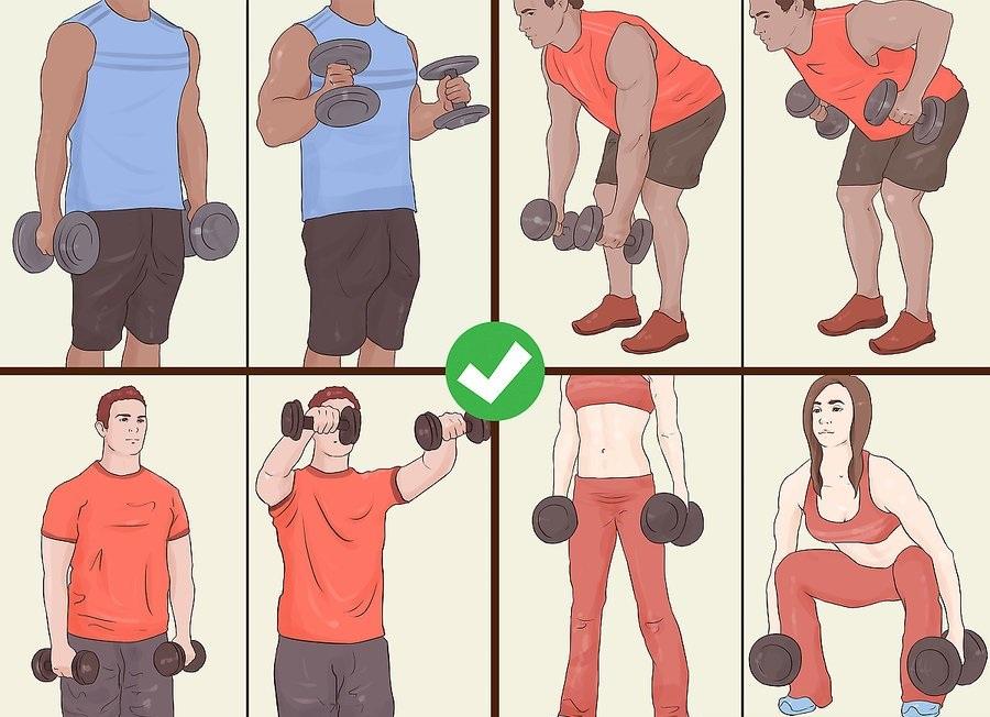 Как привести себя в форму за 10 минут в день