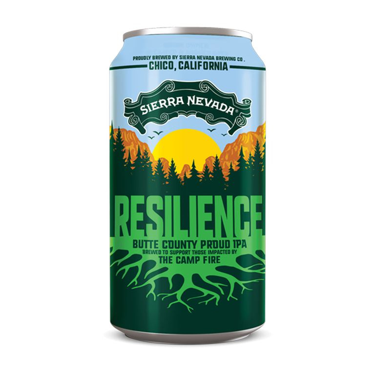 8 особенных сортов пива. Sierra Nevada Brewing Company Resilience Butte County Proud IPA