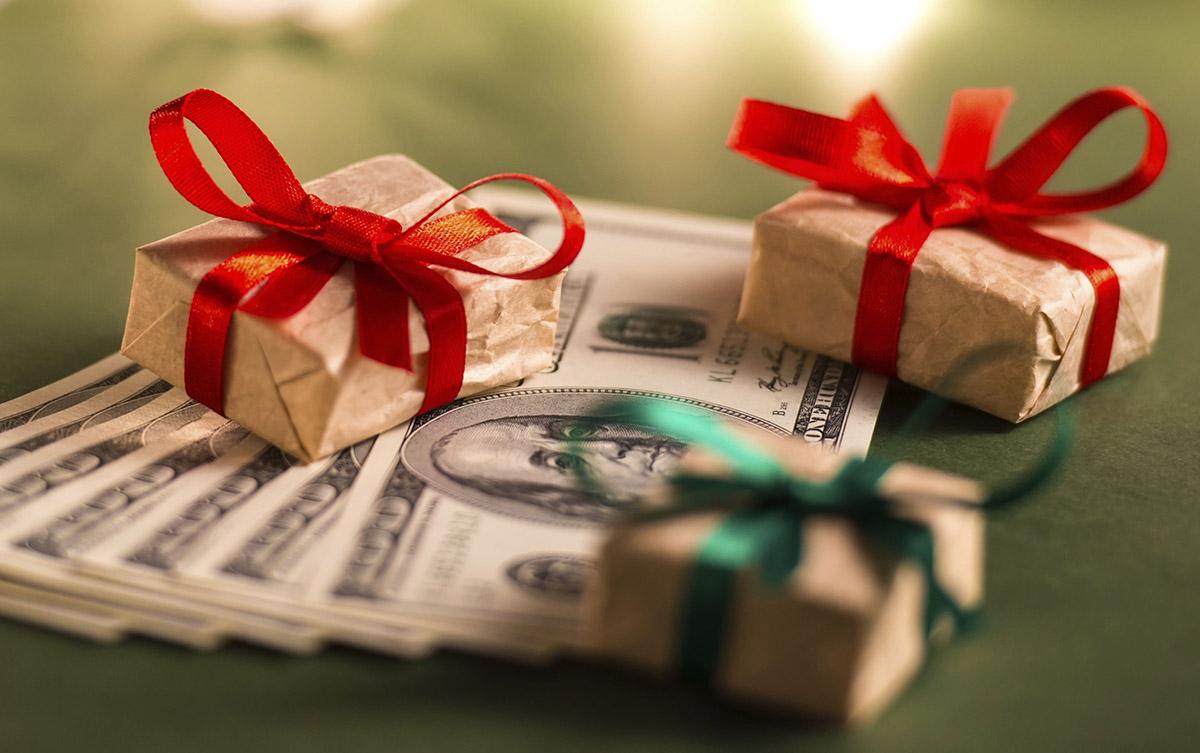 картинки деньги или подарок стройном стебле