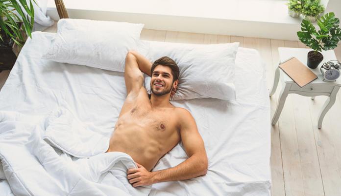 Как сжечь жир во время сна и похудеть за ночь