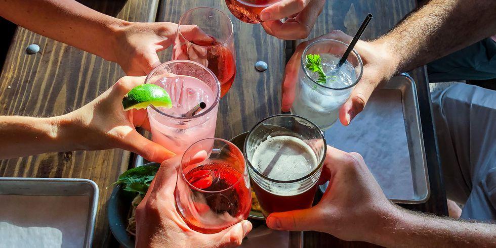 20 лучших летних коктейлей