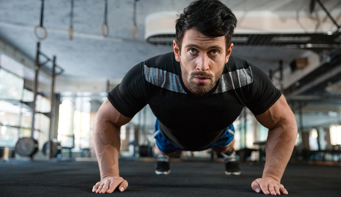 Базовые упражнения: 5 силовых упражнений чтобы привести себя в форму