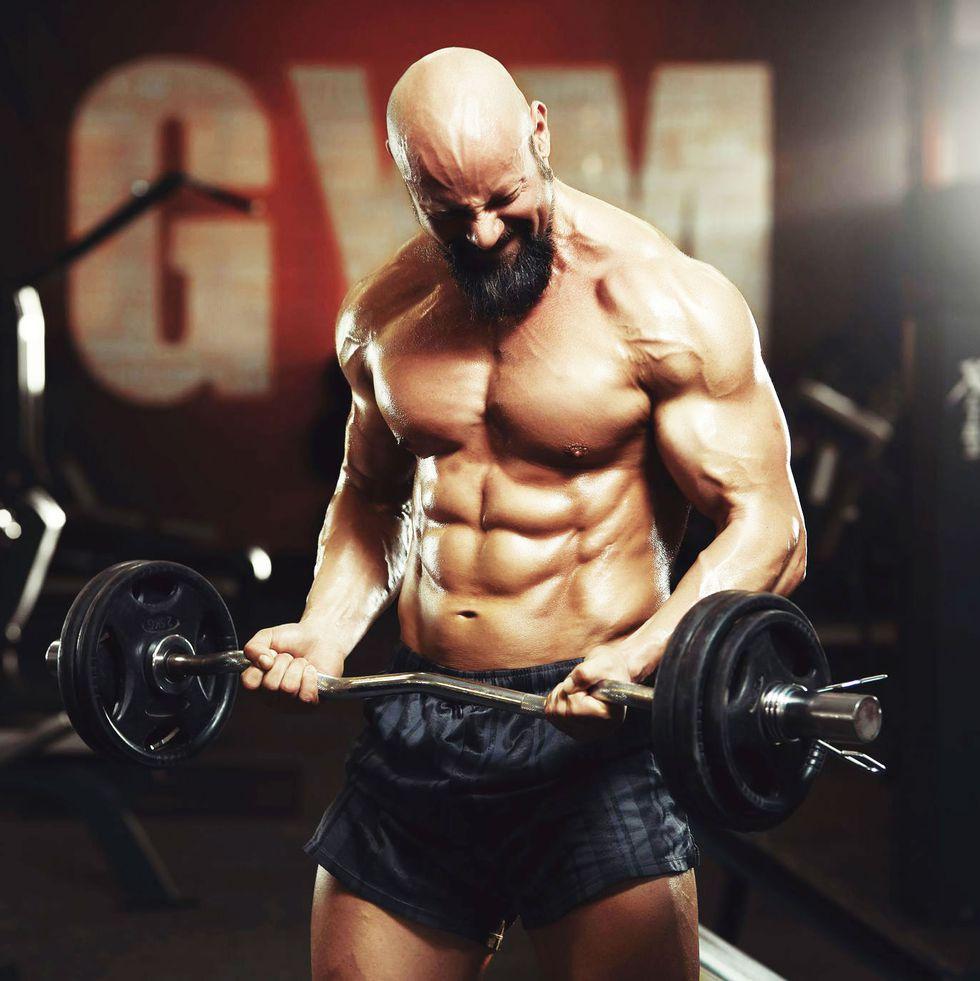 Как мышление помогает набрать мышечную массу