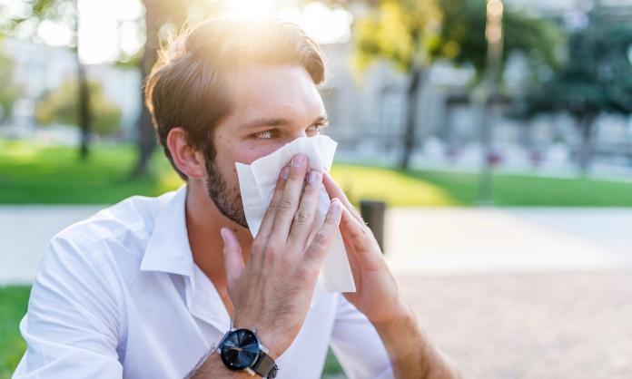 Сезонная аллергия: симптомы, лечение