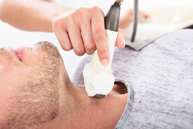 УЗИ можно использовать для изучения изменений в щитовидной железе